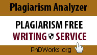 Plagiarism Analyzer